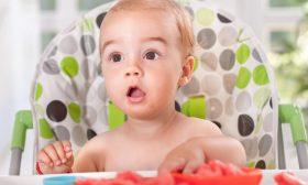 eerste hapjes voor je baby