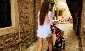 Met een baby op vakantie