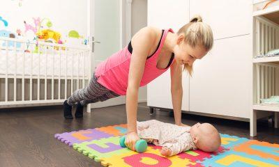 in shape komen na je zwangerschap