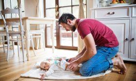 de rol van een vader tijdens de bevalling