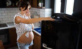 zwangerschapscravings
