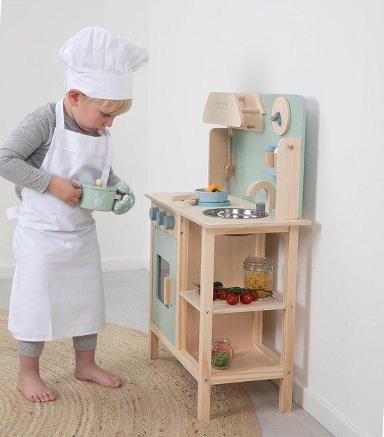 speelgoed houten keuken
