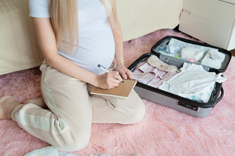 checklist voor als je zwanger bent